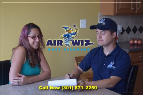 Air Duct Cleaning in Maryland DC and Virginia